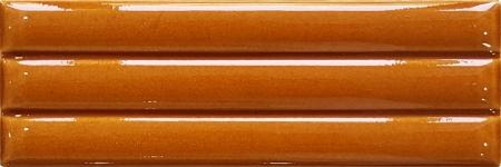 07x21 Karamel Bambu Çini Sırlı Bordür modeli