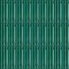 7x21 Cm Bambu Yeşil Desenli Çini Seramik karo
