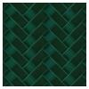 7x21 Cm Çizgili Yeşil Desenli Çini Seramik karo