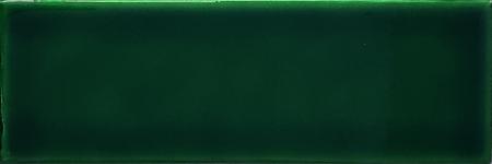 7x21 Cm Düz Yeşil Desenli Çini Seramik karo