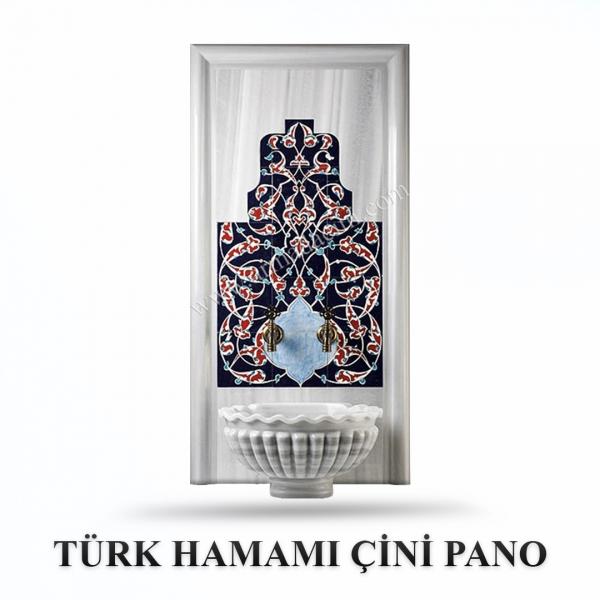 Türk Hamamı Seramik Çini Ürünleri